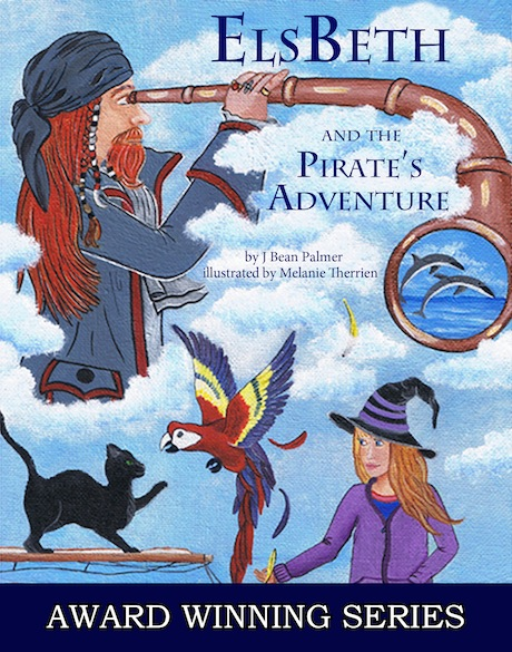 ElsBeth and the Pirate's Adventure Cover Medium