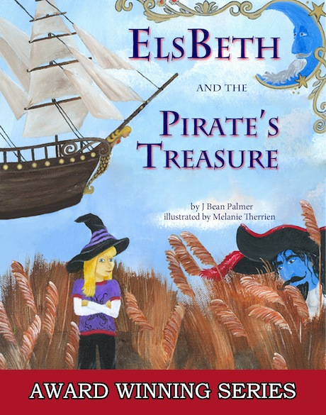 ElsBeth and the Pirate's Treasure Cover Medium