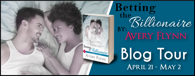 Avery Flynn Blog Tour Banner
