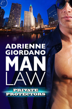 Man Law cover