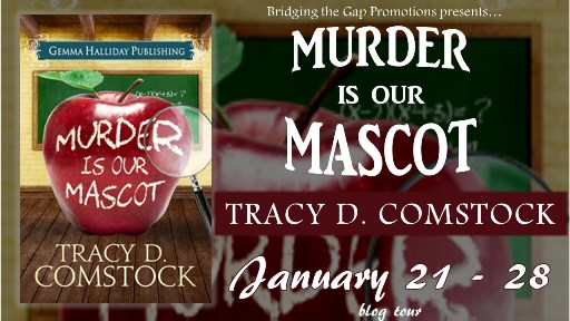 Murder is our Mascot Tour Banner