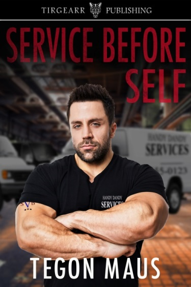 Service Before Self cover