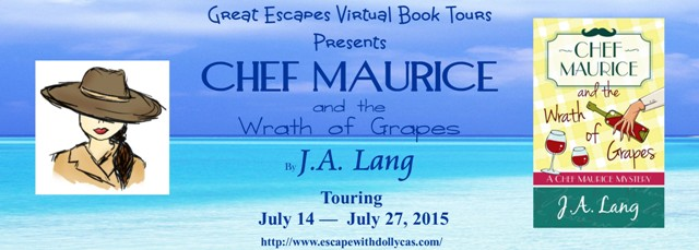 chef maurice wrath grape